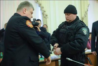 Екс-голову ДСНС, якого затримували перед камерами, відпустять з-під варти вже 28 березня