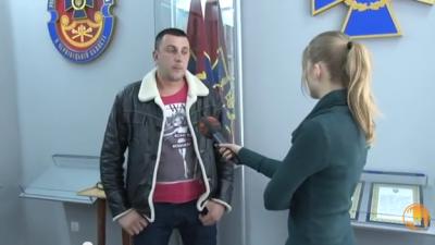 """Жителя Герци """"підставили"""" на румунському телебаченні"""