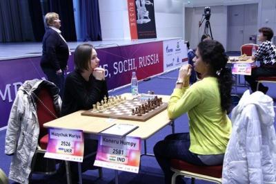 Українка вийшла до півфіналу Чемпіонату світу з шахів