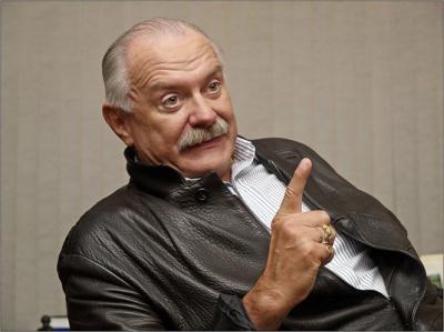 Режисер Нікіта Міхалков збирається відвідати Луганськ