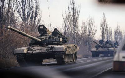 ДонОДА: З території Росії в Україну заїхали 22 танки