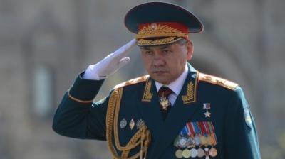 Російський міністр оборони похвалився кількістю військ в окупованому Криму