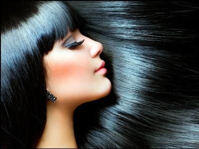 Краса та здоров'я волосся повністю залежать від харчування
