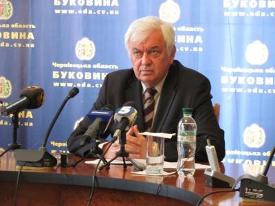 Голова Чернівецької облради торік заробив 336 тисяч гривень