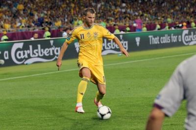 Збірна України зіграла внічию з командою Латвії