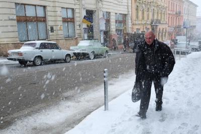 На Буковині оголосили штормове попередження