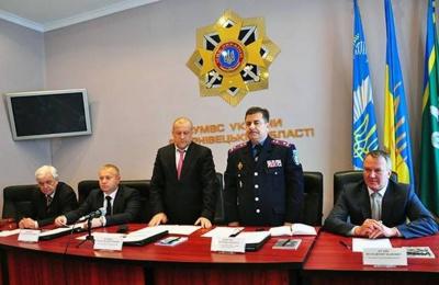 Новий керівник міліції Буковини зустрінеться з пресою і активістами у середу