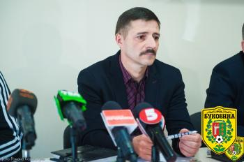 """Незабаром """"Буковина"""" відчує смак перемог, - президент клубу"""