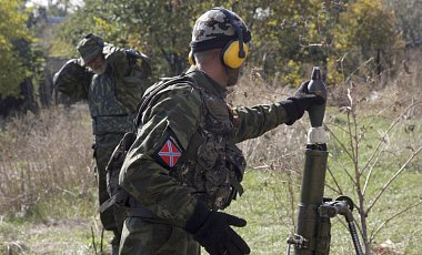 Впродовж дня бойовики 20 разів обстріляли сили АТО
