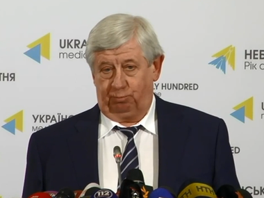 """Генпрокурор: з ГПУ """"випарувалися"""" справи Тимошенко"""