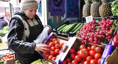 Овочі можуть подорожчати через скорочення площ