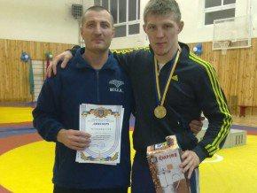 Чернівецький борець став третім у чемпіонаті України з вільної боротьби