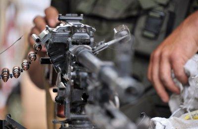 У Великодню ніч бойовики 18 разів починали стрілянину