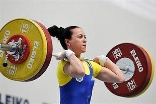 Українська важкоатлетка виборола золото на Чемпіонаті Європи