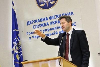 Начальник податкової Буковини хоче, аби столичний УБОЗ перевірив професійність своїх підлеглих