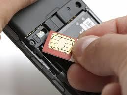 Уряд хоче ввести обов'язкову реєстрацію SIM-карт
