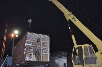 """""""Підприємець, який самовільно встановив контейнери, діє як Остап Бендер"""", - голова Наглядової ради Калинки"""