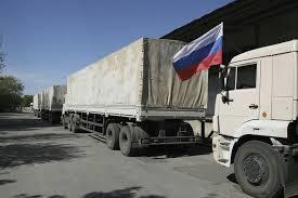 "25-й російський ""гумконвой"" перетнув український кордон"