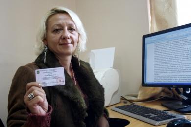 В Черновцах милиция отказалась возбуждать дело против охранника, который напал на журналистку
