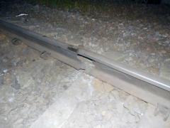 На залізниці в Луганській області стався вибух: поранено двох людей