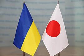 Японія надасть Україні 1,8 мільярда доларів допомоги