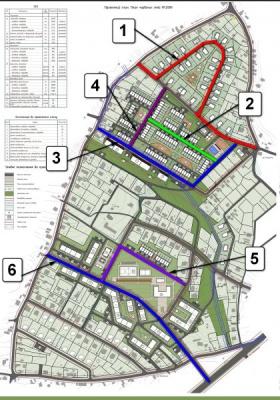 У Чернівцях з громадою обговорять назви нових вулиць