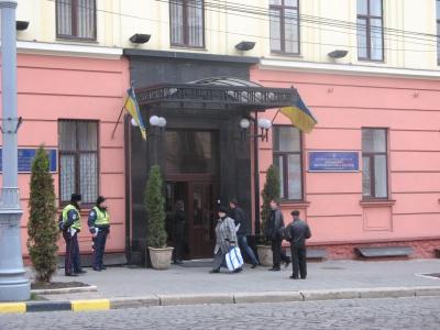 Міліцію Буковини очолить грузин