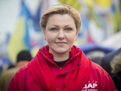 Нардеп Оксана Продан заробляє вп'ятеро менше, ніж її чоловік-бізнесмен
