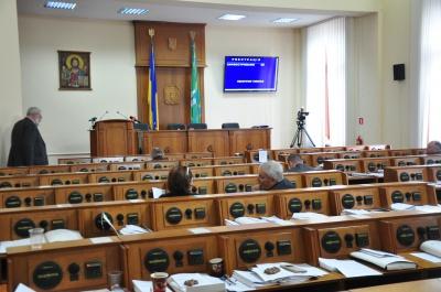 В Чернівецькій облраді нема кворуму. Депутати втекли
