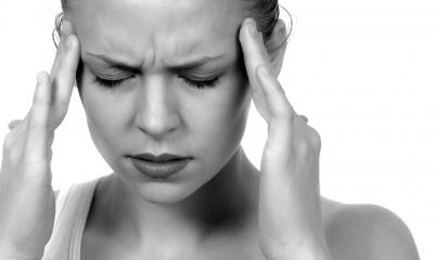 Мігрень пов'язана з тунельним синдромом зап'ястя