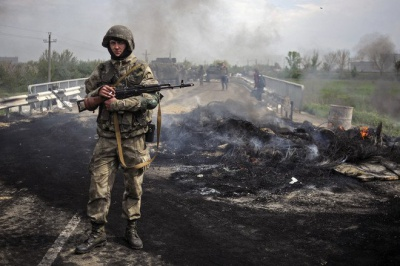 Ситуація в АТО загострюється. Терористи з танків обстріляли Авдіївку