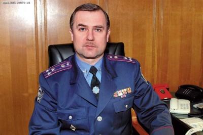 Аваков звільнив начальника ДАІ України