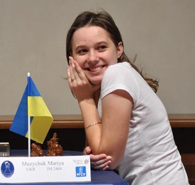 Українка Марія Музичук стала чемпіонкою світу