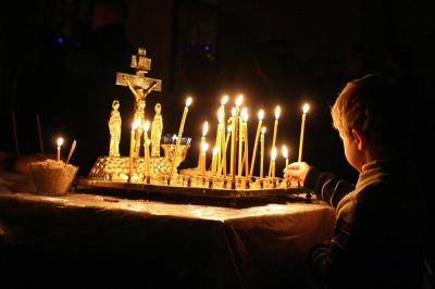 У християн східного обряду розпочався Страсний тиждень