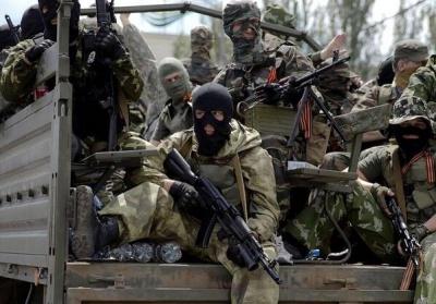 Штаб АТО: Бойовики проводять свої загони у повну бойову готовність