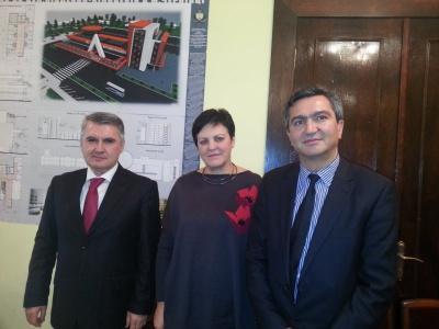Румунські бізнесмени зацікавились інвестуванням у Чернівці