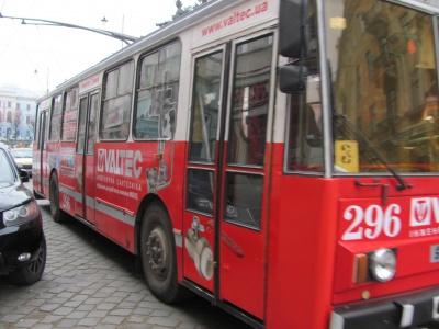 Громадський транспорт на Великдень у Чернівцях ходитиме з 5-ї години