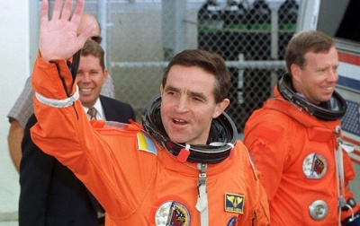 Буковинець Каденюк не проти ще раз полетіти у космос