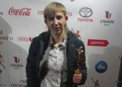 Буковинку визнали кращою спортсменкою України