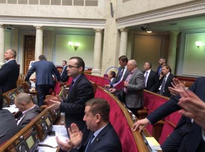 Нардеп з Буковини Папієв не голосував за визнання УПА борцями за незалежність
