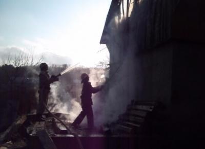 У Чернівцях виникли аж три пожежі