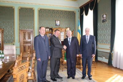 Повноважний Посол Угорщини відвідав Чернівці