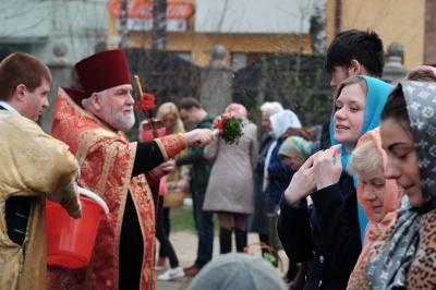 Православні та греко-католики Буковини святкують Великдень