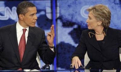 Обама: Я думаю, що Гіларі Клінтон стане чудовим президентом