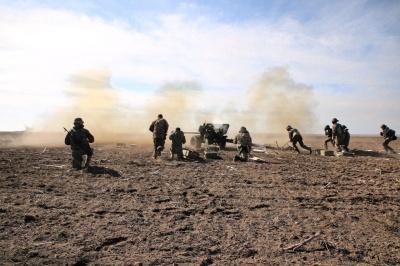 У Пісках бої, один військовий загинув, ще один потрапив у полон