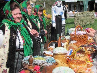 У Чернівцях влаштували фестиваль великодніх забав (ФОТО)