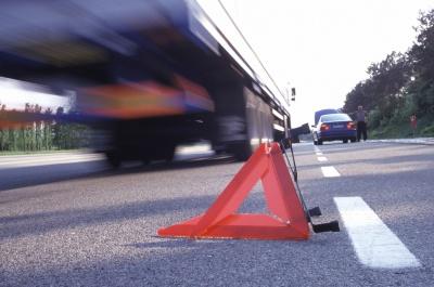 На Буковині водій збив насмерть чоловіка і втік з місця ДТП