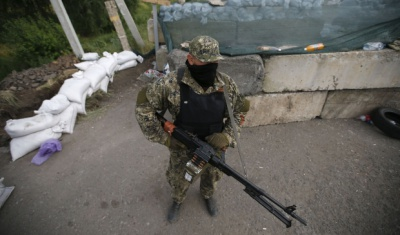 За день бойовики 28 разів обстріляли сили АТО