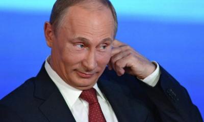 Путін задекларував 15 соток та квартиру на 77 кв. м