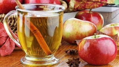 Яблука і зелений чай корисні для здоров'я